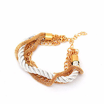 Stacked Bracelet Online For Party