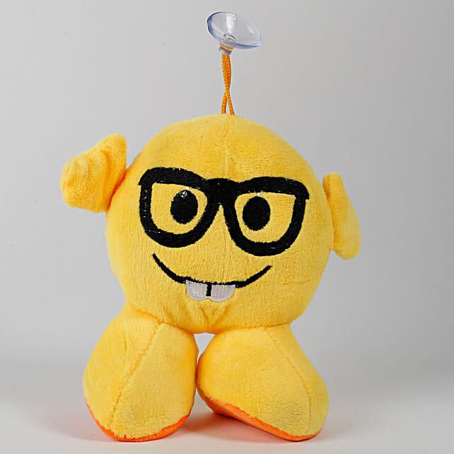 Emoji soft toys
