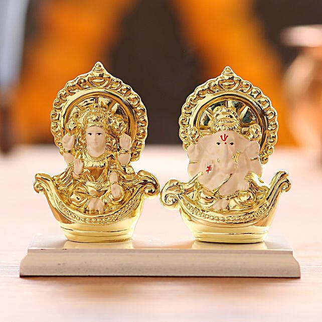 ganesh laxmi idol for diwali