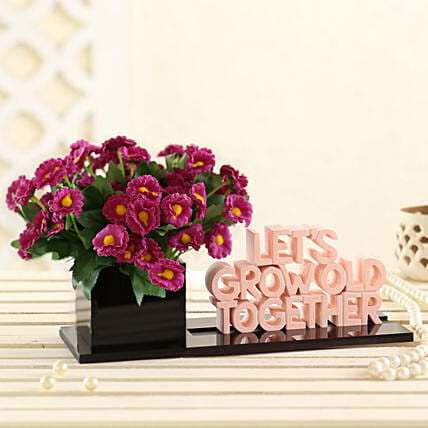 artificial flower combo online