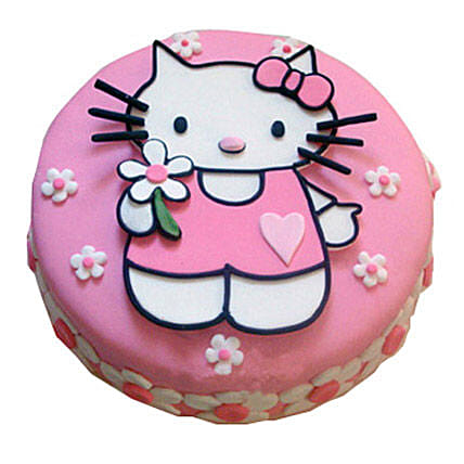 Hello Kitty Birthday Cake 2kg