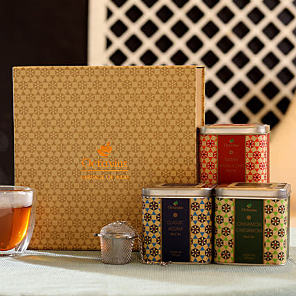 Special Assam Tea Hamper Online