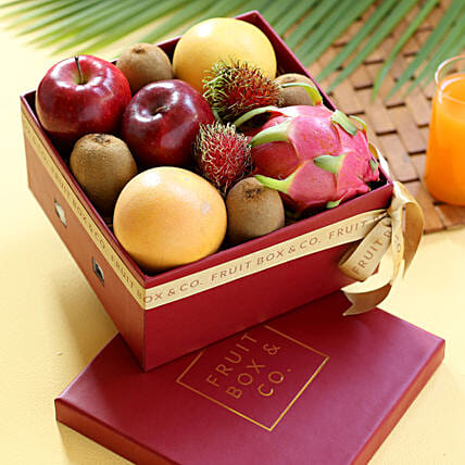fruit in box arrangement online
