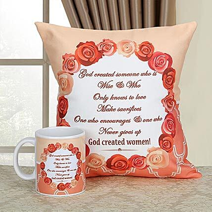 Printed Combo Gifts For Her