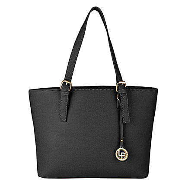 Elegant Black Tote handbag