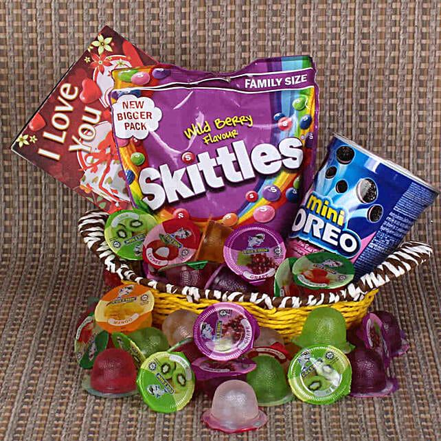 sweet treats combo online