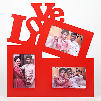 personalised photo frame for valentine day