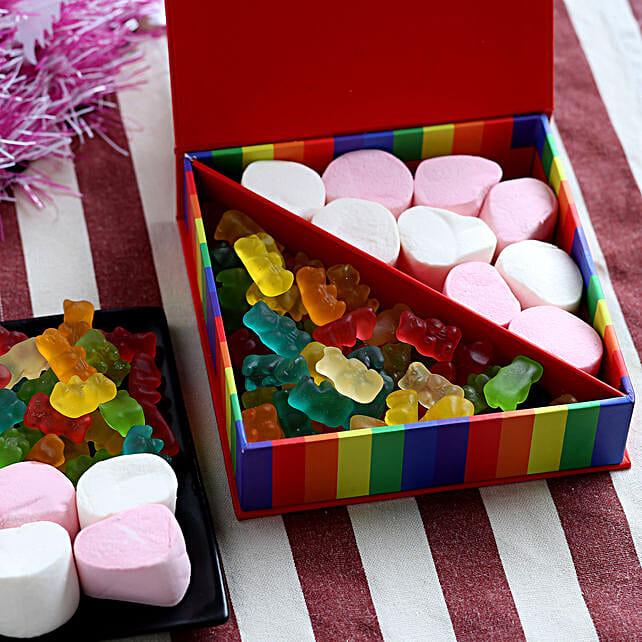 Marshmallow Candy Box- 200 gms
