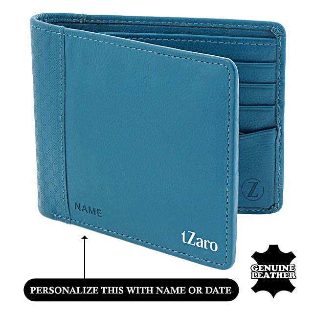 Online Turquoise Wallet For Men's