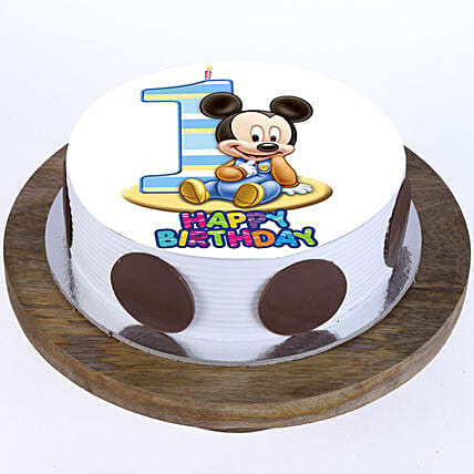 Best mickey mouse cake