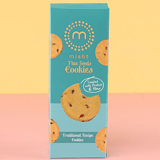 Misht Flax Seeds Cookies