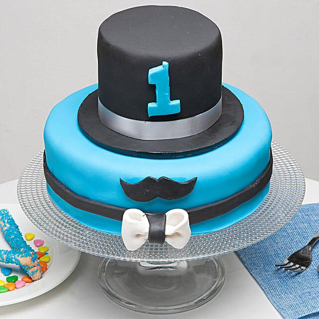 Online Fondant Cake