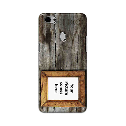 Oppo F7 Personalised Vintage Phone Case