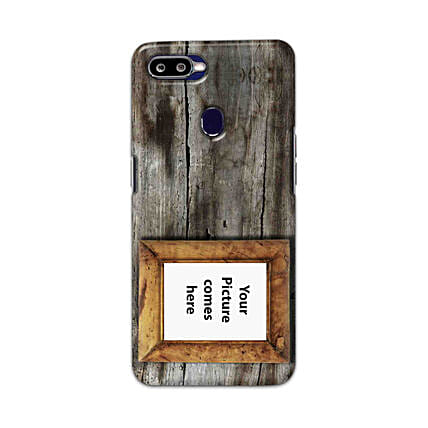 Oppo F9 Personalised Vintage Phone Case
