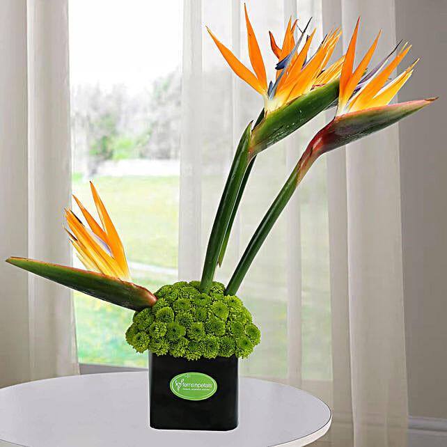 Flower Vase Arrangement