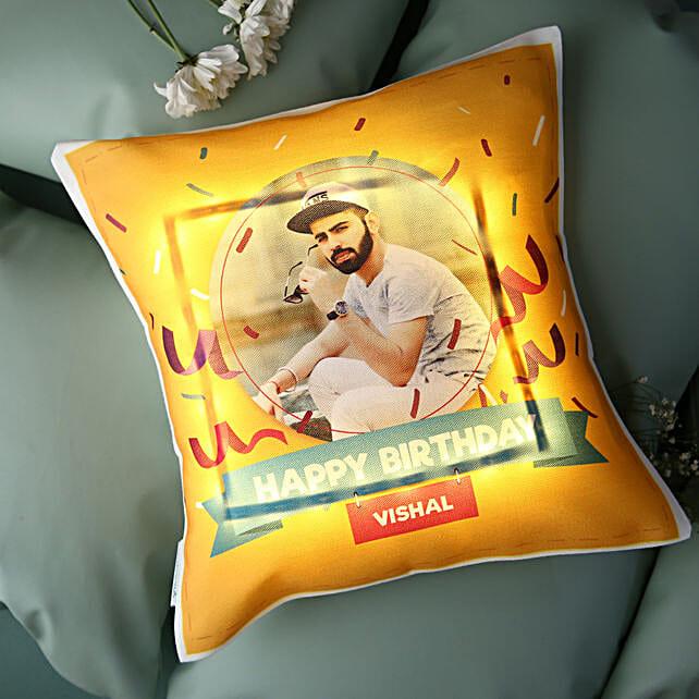 LED Cushion with  Photo Online