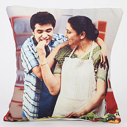 Online Personalised Cushion For Mom