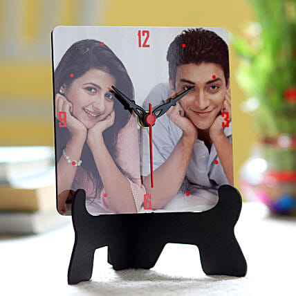 Online Personalised Table Clock