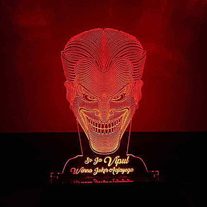 Led Joker Night Lamp