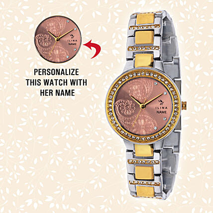 personal touch watch for her