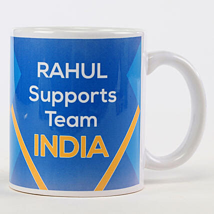 Customize Cricket Mug Online