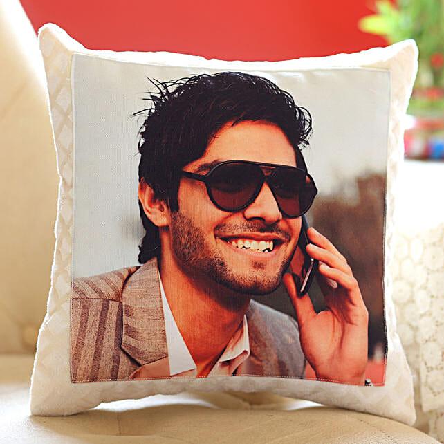 Customized Photo Cushion for Him