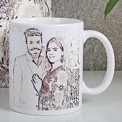 Couple Sketch Mug online