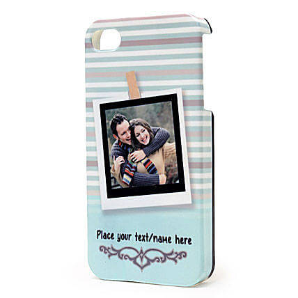iPhone Photo Cover-Photo and message iphone case