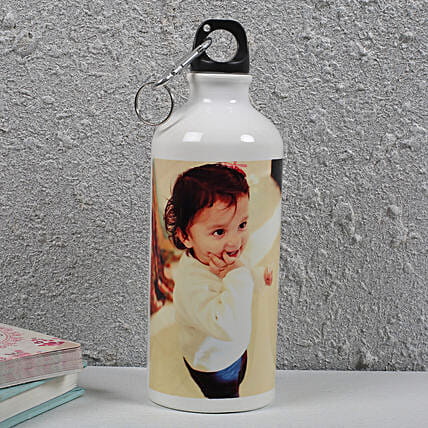 Photo Sipper-Personalized Photo Bottle