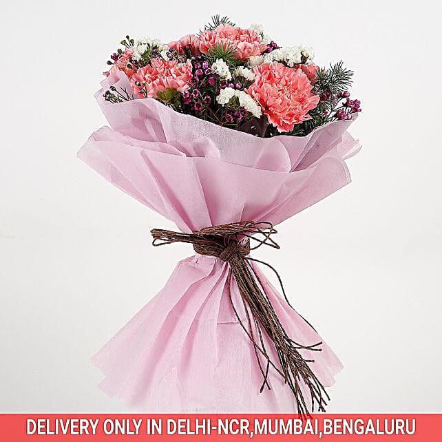 flower bouquet for him