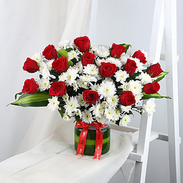 flower arrangement for her