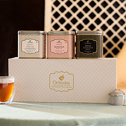 Darjeeling Tea Leaf Online Hamper