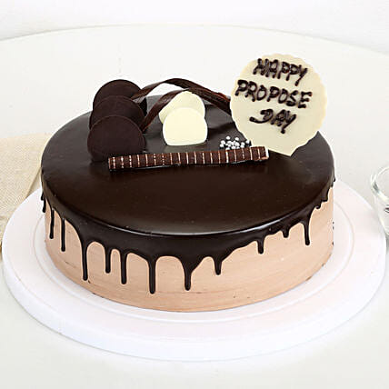 Happy Propose Day Cake Online