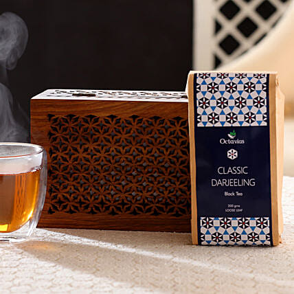 Premium Box Tea Hamper Online