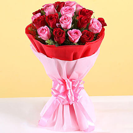Lovely Pink Bouquet Online For Her