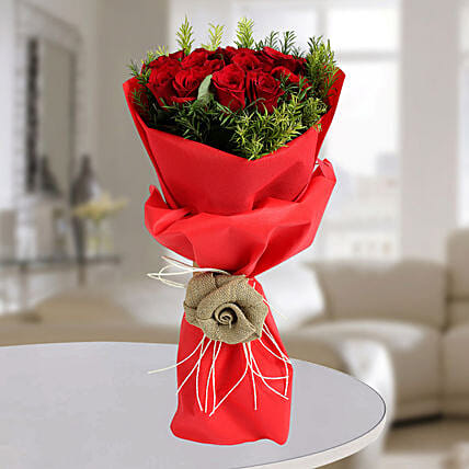 Online Bouquets Of Roses
