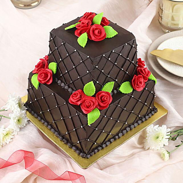 happy 5th anniversary designer cake 3kg