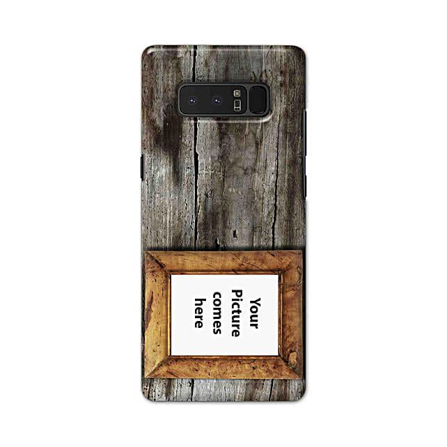 Samsung Galaxy Note 8 Personalised Vintage Phone Case