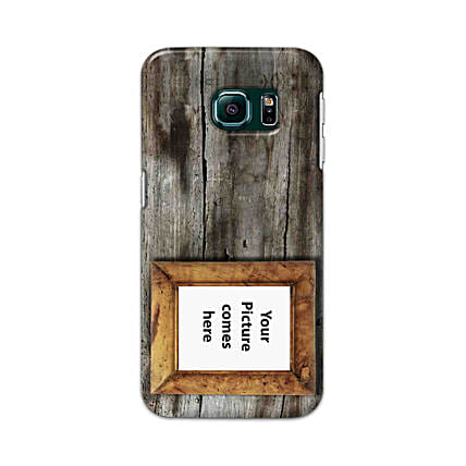Samsung Galaxy S6 Edge Personalised Vintage Phone Case