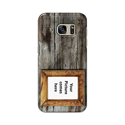 Samsung Galaxy S7 Personalised Vintage Phone Case