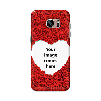 Samsung Galaxy S7 Edge Floral Phone Cover Online
