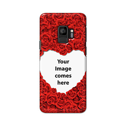 Samsung Galaxy S9 Floral Phone Cover Online