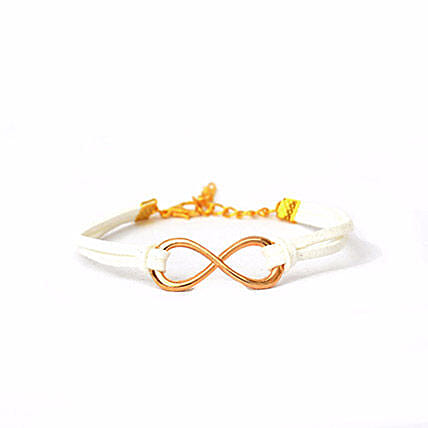 Shop Fashion Infinity Love Bracelet
