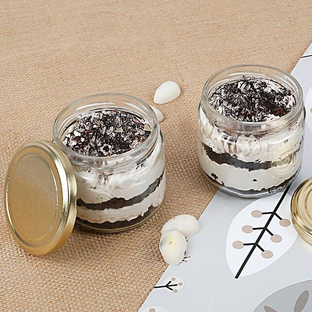 Trendy Tiramisu Jar Cake