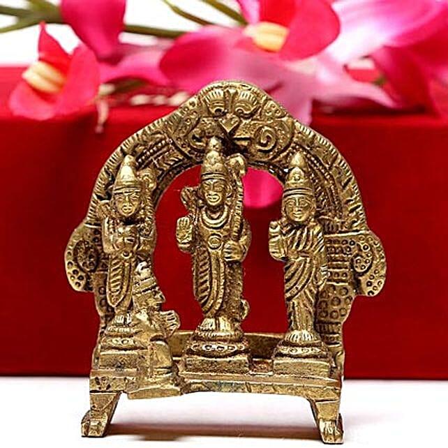 Ram Darbar-Shri ram darbar idol