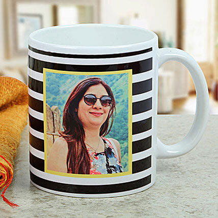 personalised photo coffee mug for her online