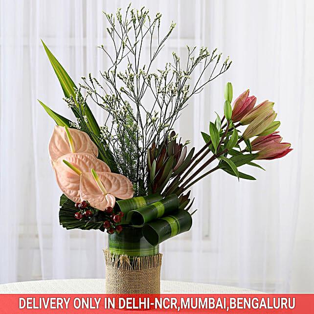 best floral arrangement online