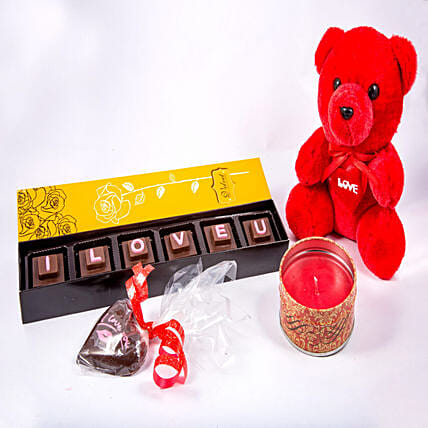 Love combo pack of Chocolates