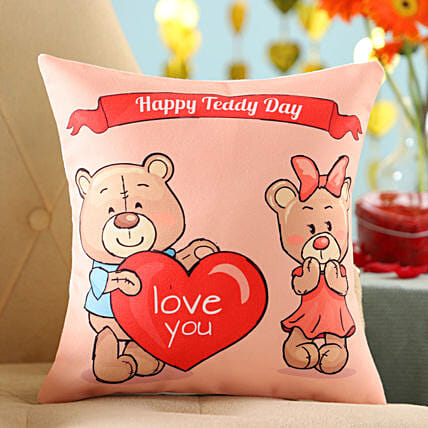 Online Printed Love Cushion
