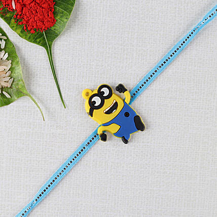 Trendy Minion Kids Rakhi